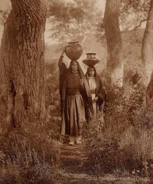 Taos Water Girls