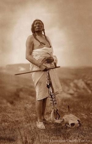 Slow Bull - Ogalala (Sioux)