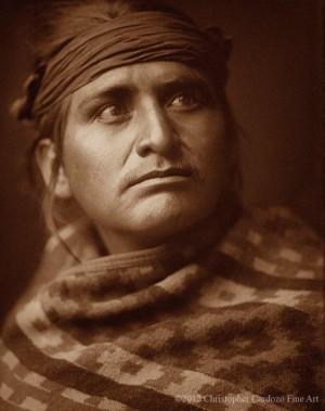 Chief of the desert - Navaho