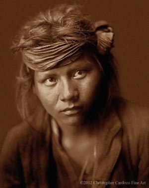 Son of the desert - Navaho