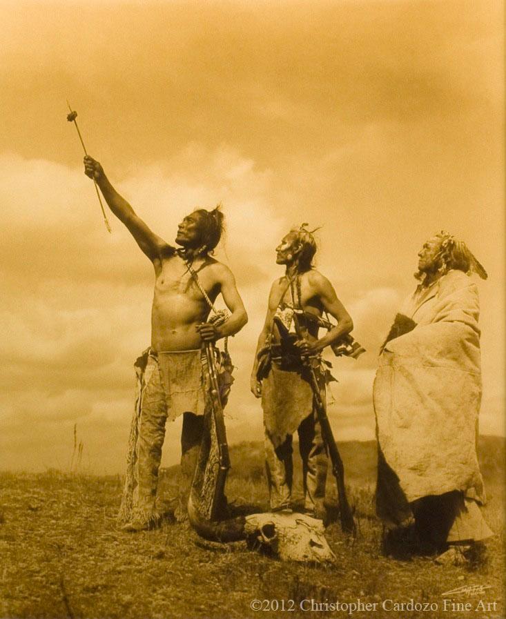 The oath - Apsaroke