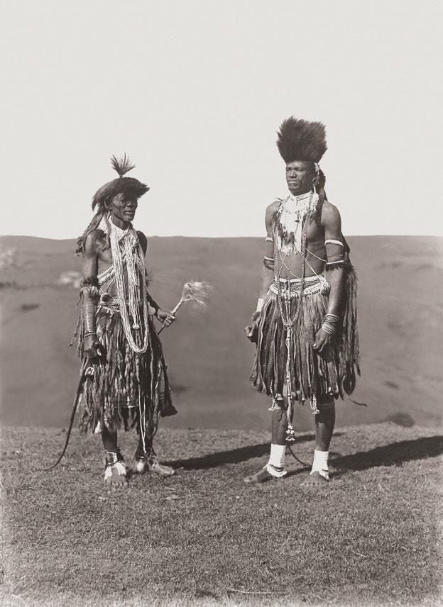 Gcaleka, traditional healers. (Duggan-Cronin, 2007. Pg. 28)