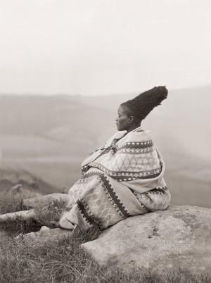 Zulu woman. (Duggan-Cronin, 2007. Pg. 13, Plate 8)