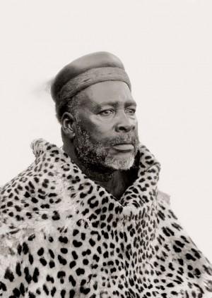 Chief Muhlaba, Thabina, Limpopo. (Duggan-Cronin, 2007. Pg.19, Plate 6)