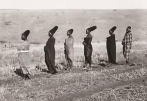 Zulu women. (Duggan-Cronin, 2007. Pg. 14)